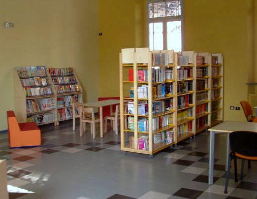 Biblioteca comunale di Malagnino