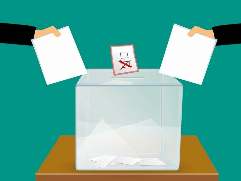 Elezioni voto urna